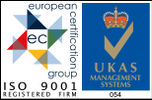 UKAS Management Systems - ISO 9001